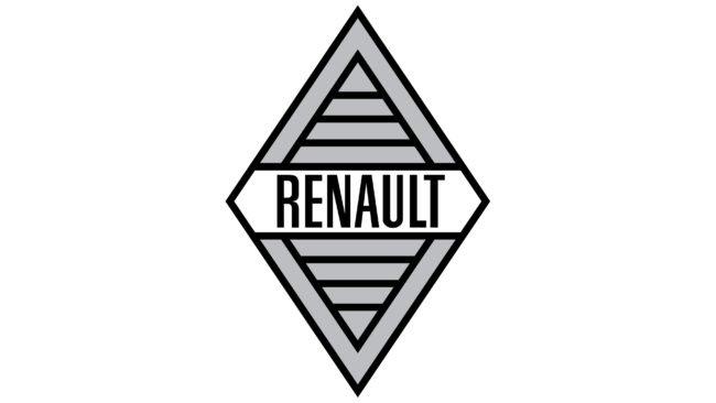Renault Logotipo 1958-1967