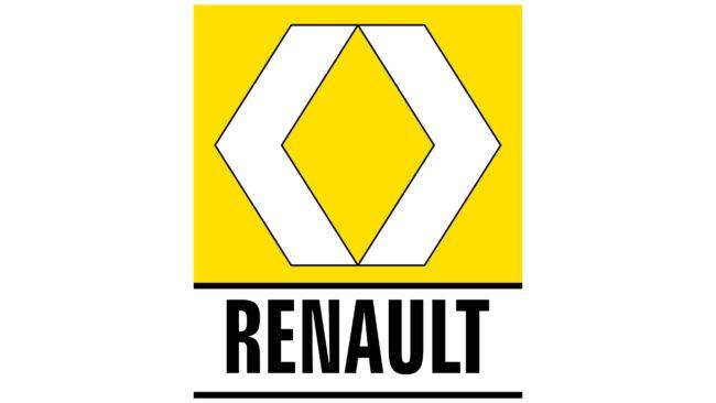 Renault Logotipo 1967-1973
