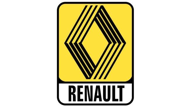 Renault Logotipo 1973-1982