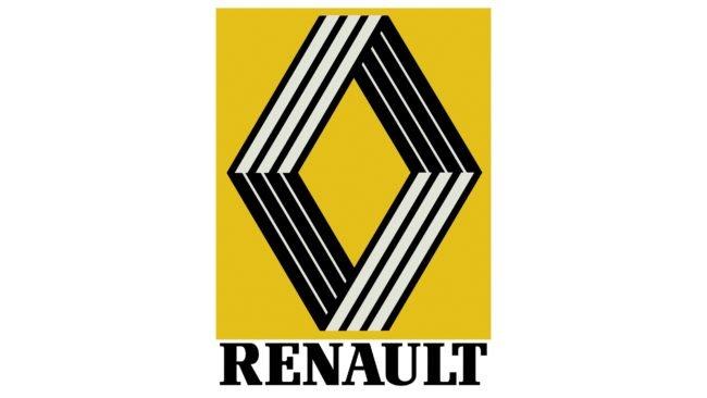 Renault Logotipo 1982-1990