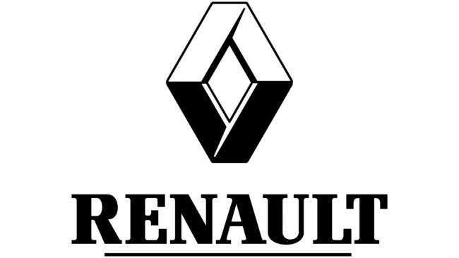 Renault Logotipo 1990-2004
