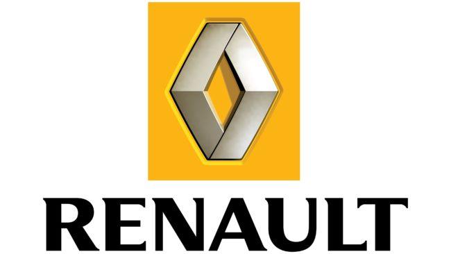 Renault Logotipo 2004-2008