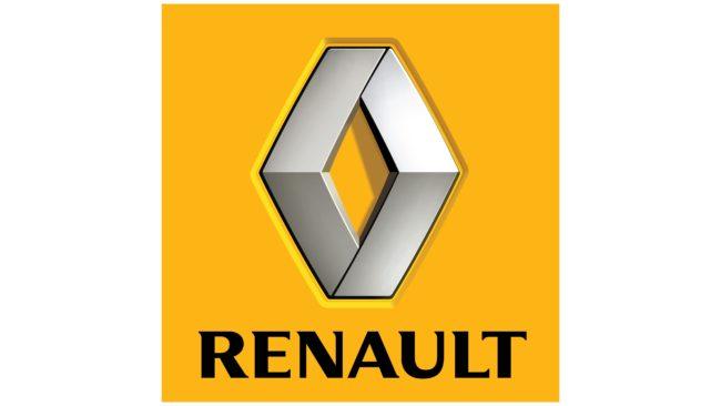 Renault Logotipo 2008-2015