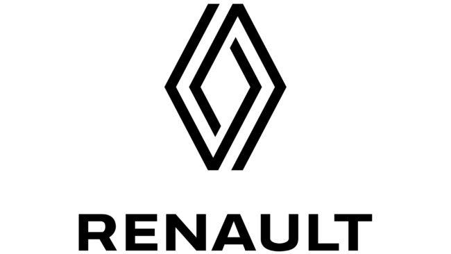 Renault Logotipo 2021-presente