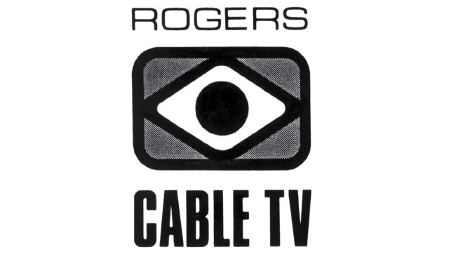 Rogers Cable TV Logotipo 1967-1969