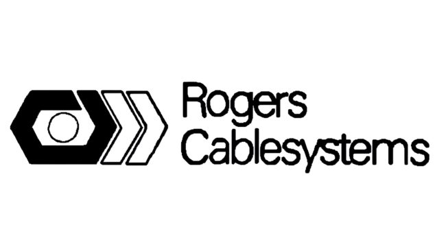 Rogers Cablesystems Logotipo 1979-1986