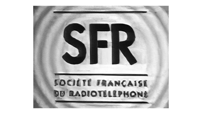 SFR Logotipo 1992-1994