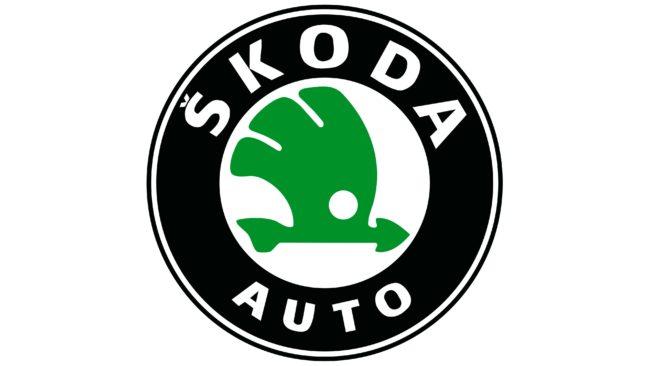 Skoda Auto Logotipo 1986-2011
