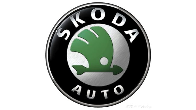 Skoda Auto Logotipo 1999-2011