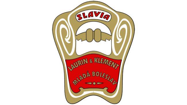 Slavia Logotipo 1900-1905