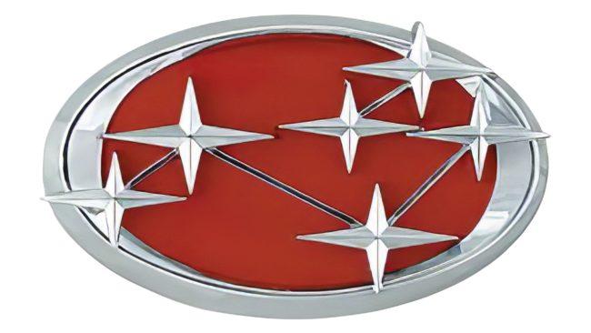 Subaru Logotipo 1959-1970
