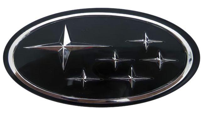 Subaru Logotipo 1980-2003