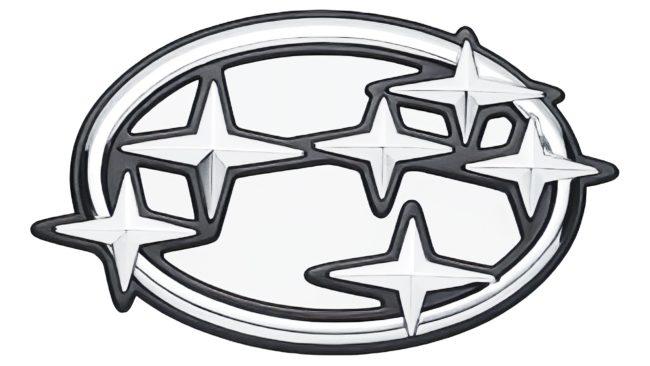 Subaru Logotipo 1980