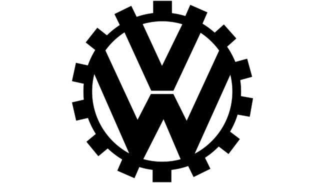 Volkswagen Logotipo 1939-1945
