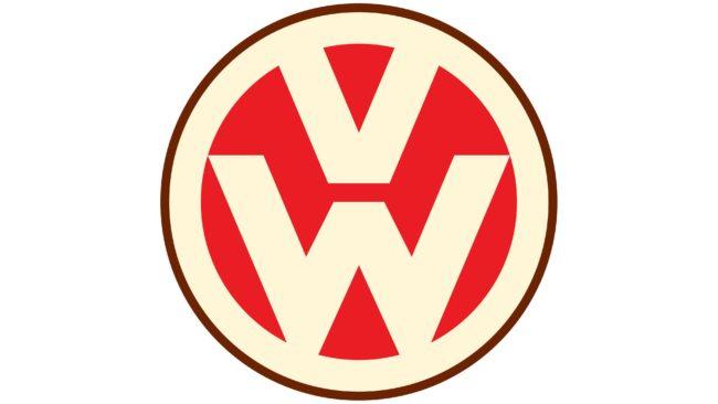 Volkswagen Logotipo 1945-1948