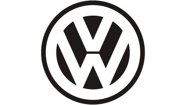 Volkswagen Logotipo 1948-1960