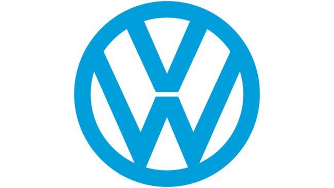Volkswagen Logotipo 1967-1978