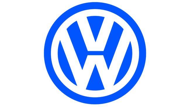 Volkswagen Logotipo 1978-1989
