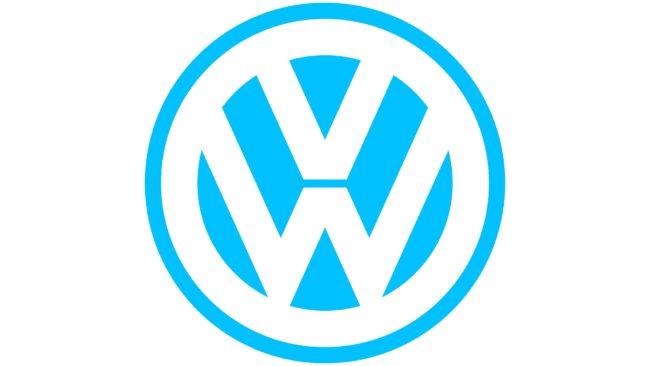 Volkswagen Logotipo 1989-1995