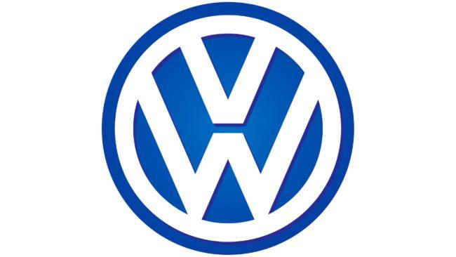 Volkswagen Logotipo 1999-2000