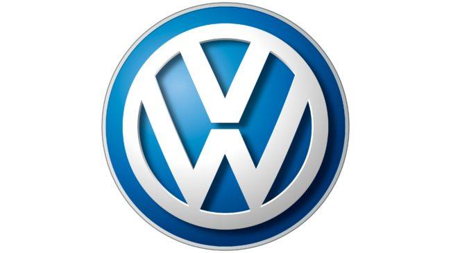 Volkswagen Logotipo 2000-2012