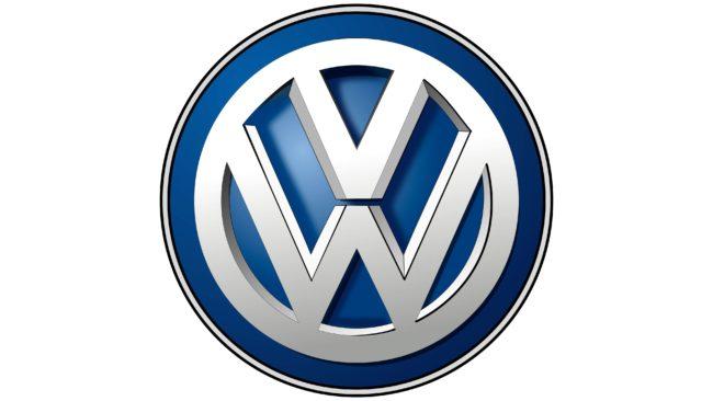 Volkswagen Logotipo 2012-2020