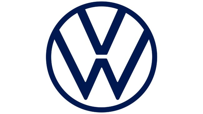 Volkswagen Logotipo 2020-presente
