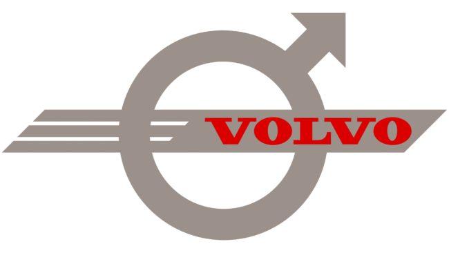 Volvo Logotipo 1930-1959