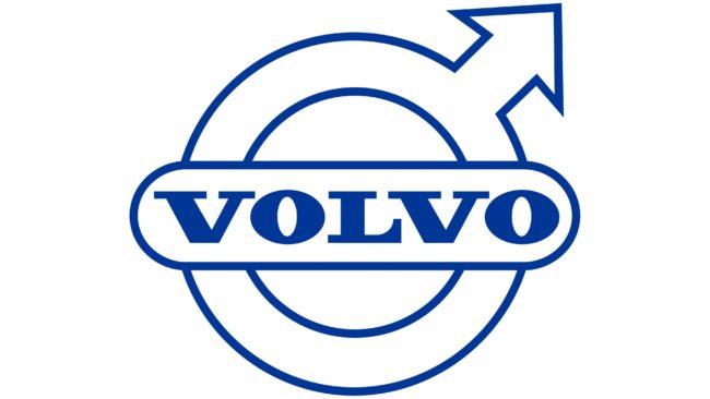 Volvo Logotipo 1959-1999