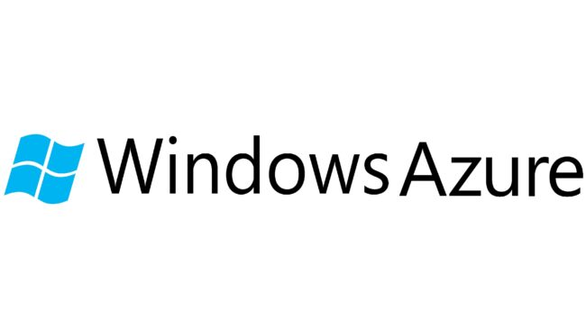 Windows Azure Logotipo 2011-2012