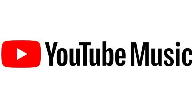 Youtube Music Logotipo 2019-presente