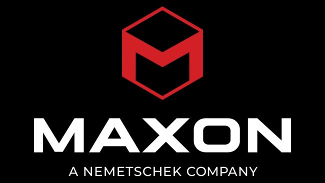 Maxon Computer Logo