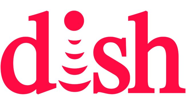 DISH Network Logotipo 2012-2019