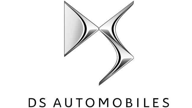 DS Automobiles Logotipo 2014-2019