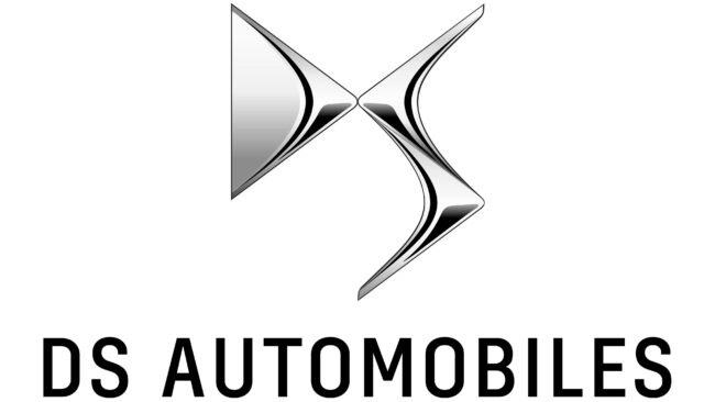DS Automobiles Logotipo 2019-presente