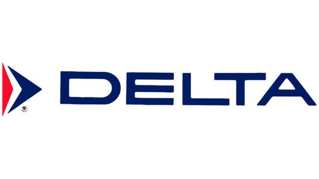 Delta Air Lines (Second era) Logotipo 1959-1962