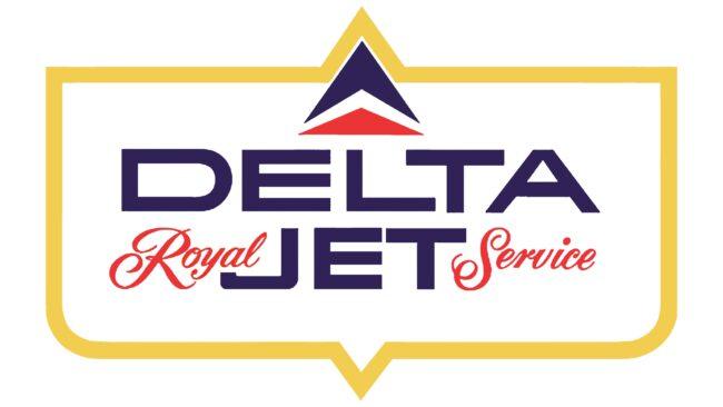 Delta Air Lines (Second era) Logotipo 1959