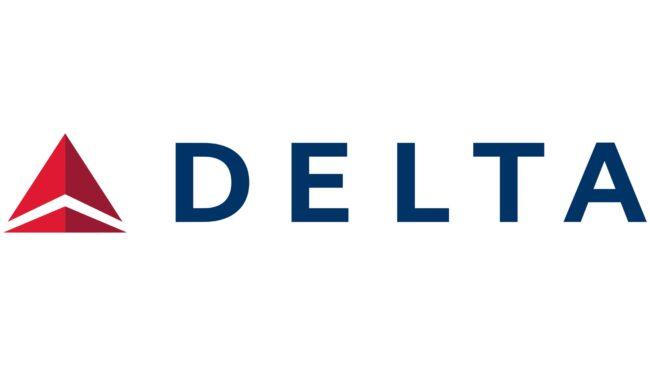 Delta Air Lines (Second era) Logotipo 2007-presente