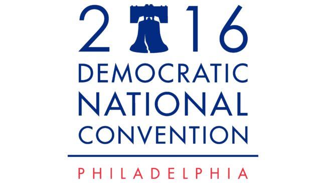 Democratic National Convention Logotipo 2016