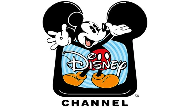 Disney Channel Logotipo 1997-2002