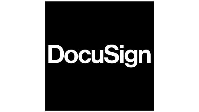 DocuSign Logotipo 2019-presente