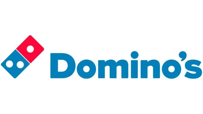 Domino's Logotipo 2012-presente