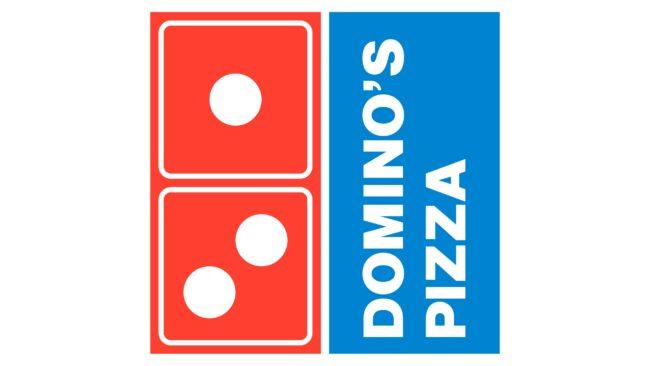 Domino's Pizza Logotipo 1975-1996
