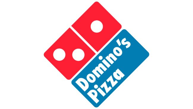 Domino's Pizza Logotipo 1996-2012