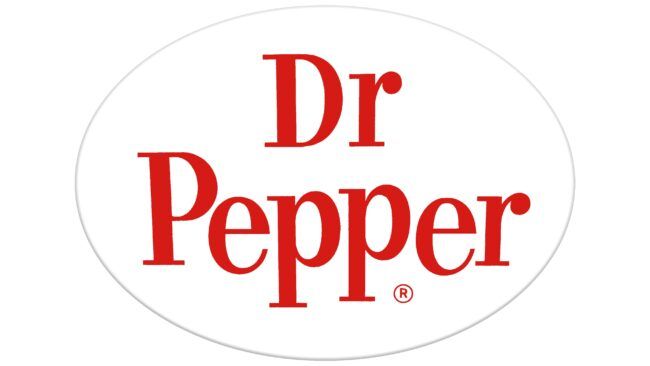 Dr Pepper Logotipo 1958-1960