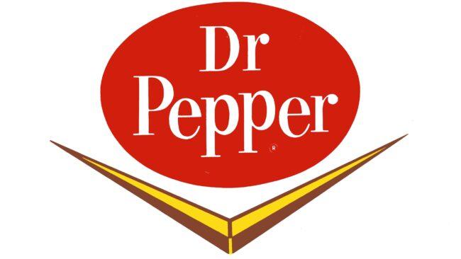 Dr Pepper Logotipo 1963-1967