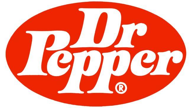 Dr Pepper Logotipo 1971-1984