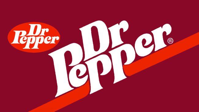 Dr Pepper Logotipo 1984-1990