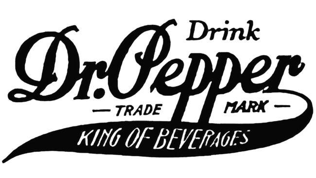 Dr. Pepper Logotipo 1911-1934