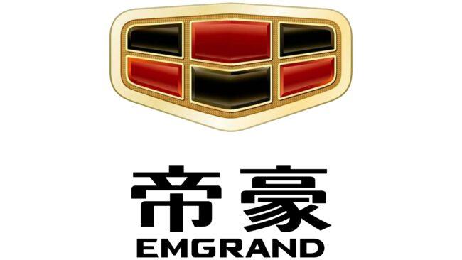 Emgrand Logotipo 2008-2014